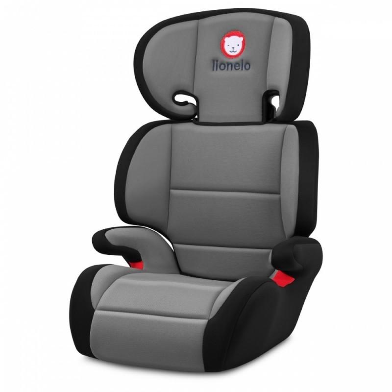 lars car seat 15 36 kg black gray autos dekl i photopoint. Black Bedroom Furniture Sets. Home Design Ideas