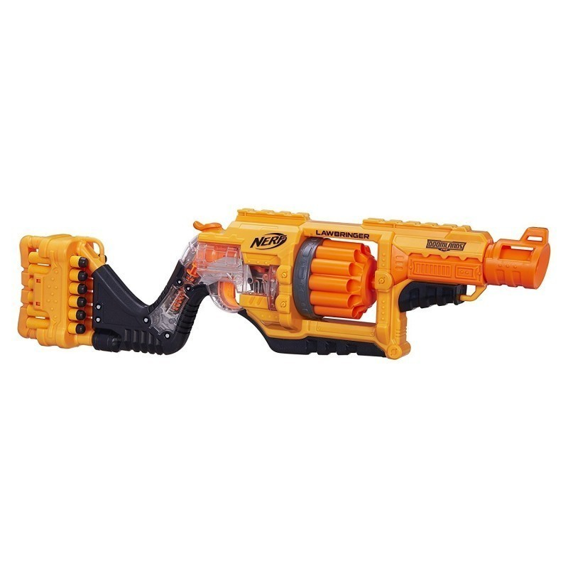 Doomlands The Judge Is A Beastly Nerf Gun Blaster