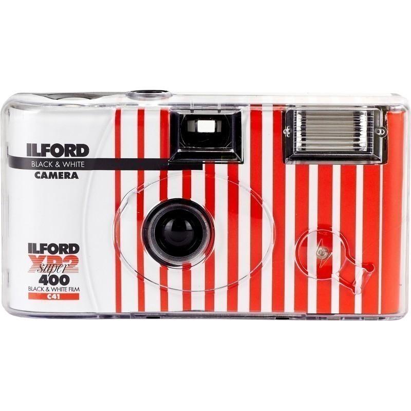 Ilford Single Use Camera XP2 400/27