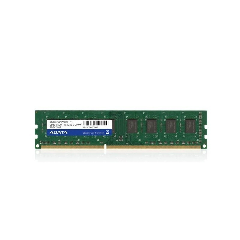 DDR3 Adata 4GB 1600MHz CL11, bulk