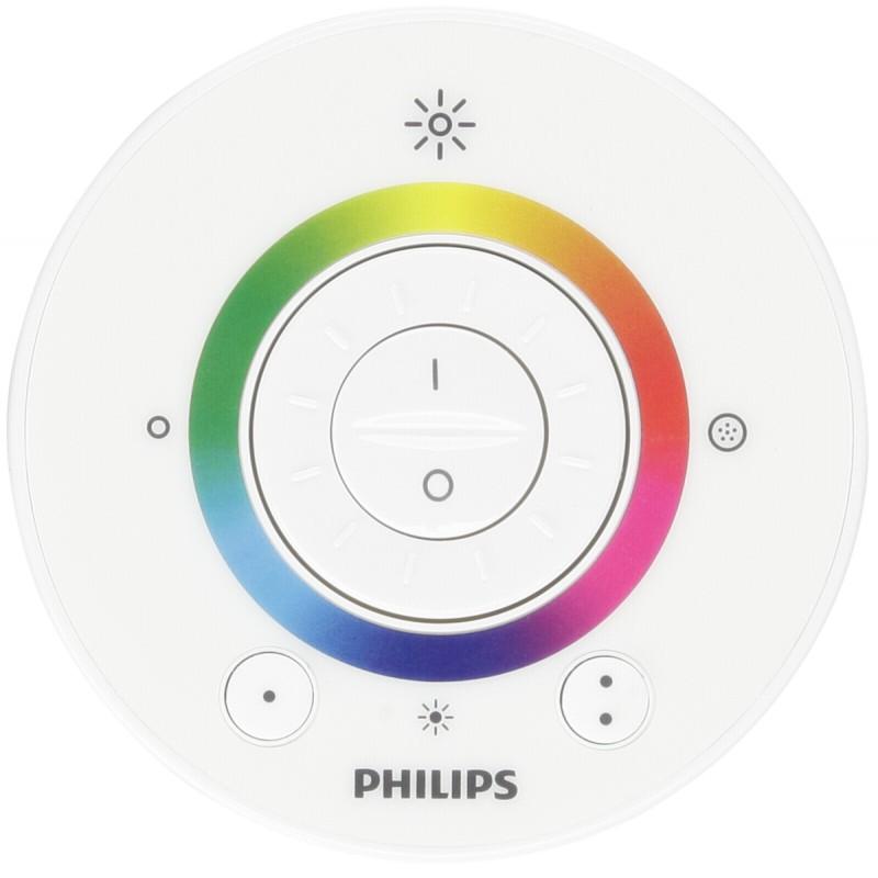 philips living colors iris black p randalambid photopoint. Black Bedroom Furniture Sets. Home Design Ideas