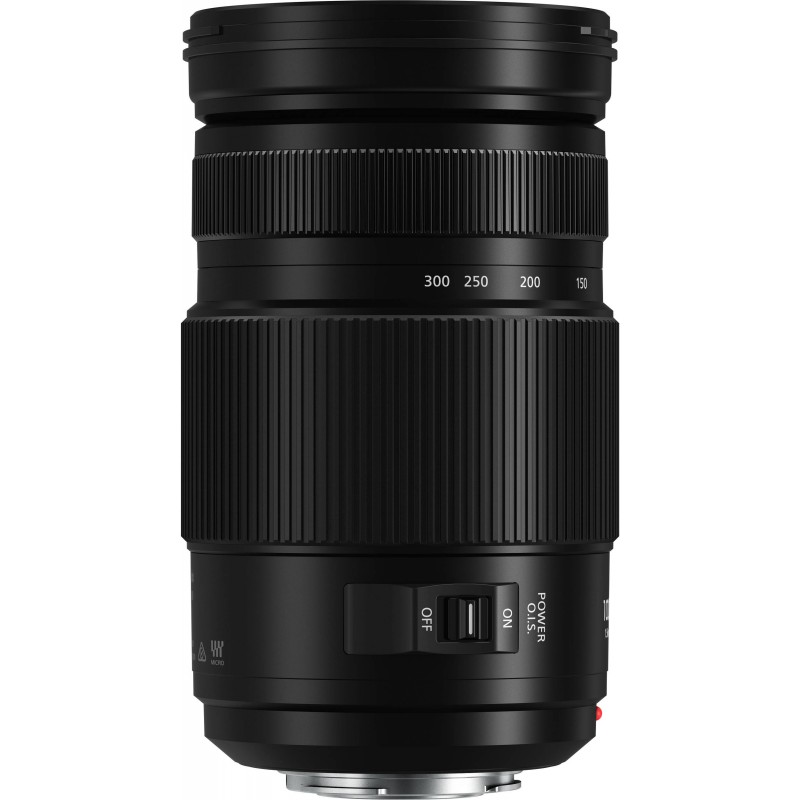 Panasonic Lumix G Vario 100-300mm f/4.0-5.6 II POWER O.I.S. objektiiv