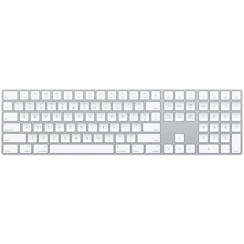 Apple Magic Keyboard + Numeric Keypad SWE