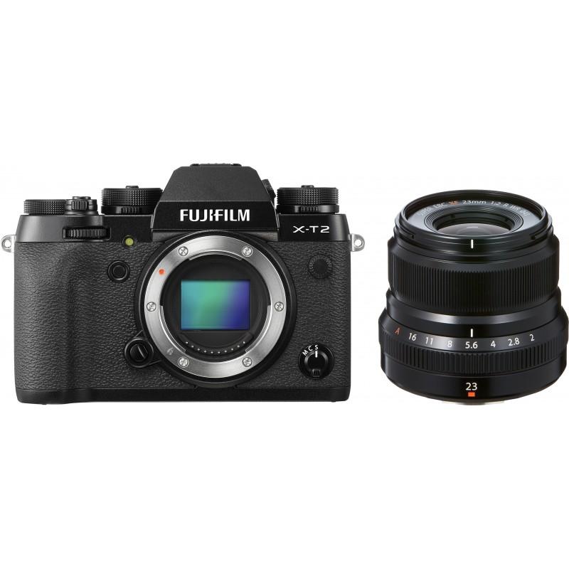 Fujifilm X-T2 + 23mm f/2.0, must