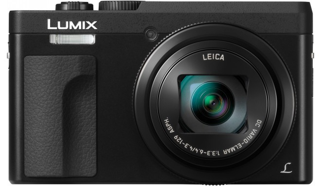 Panasonic Lumix DMC-TZ90, черный