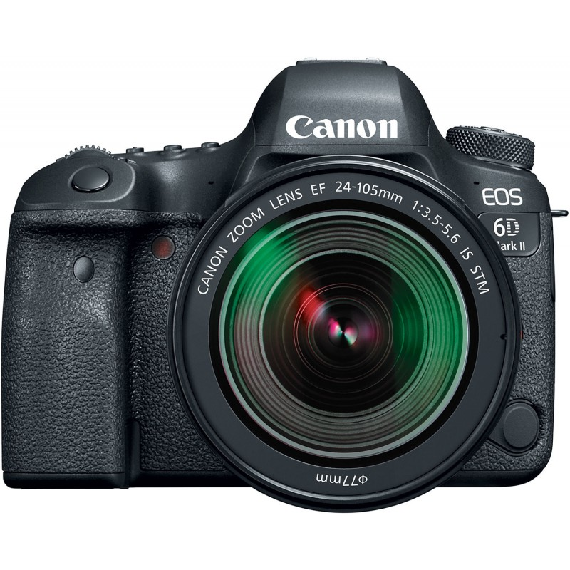 Canon EOS 6D Mark II + 24-105mm IS STM Kit