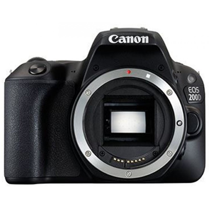 Canon EOS 200D корпус, черный