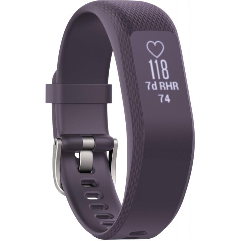 Garmin трекер активности  Vivosmart 3 S/M, фиолетовый