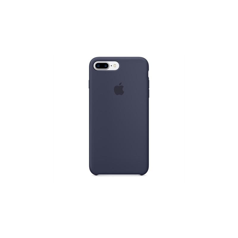 Apple Silicone Case Iphone 7 Plus Midnight Blue Smartphone Cases