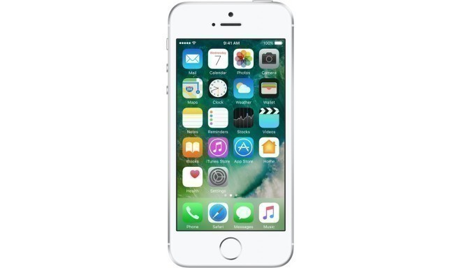 Apple iPhone SE 128GB, silver