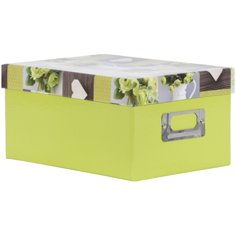 Henzo photo box Floral 220x170x115, assorted