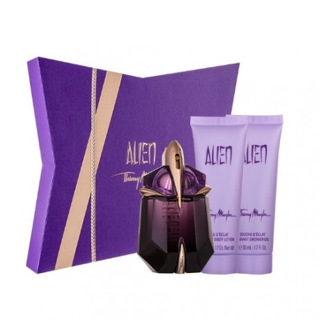 Thierry Mugler Alien EDP (30ml) (Edp 30 ml + Shower gel 50 ml + Body lotion  50 ml) - Perfumes & fragrances - Photopoint