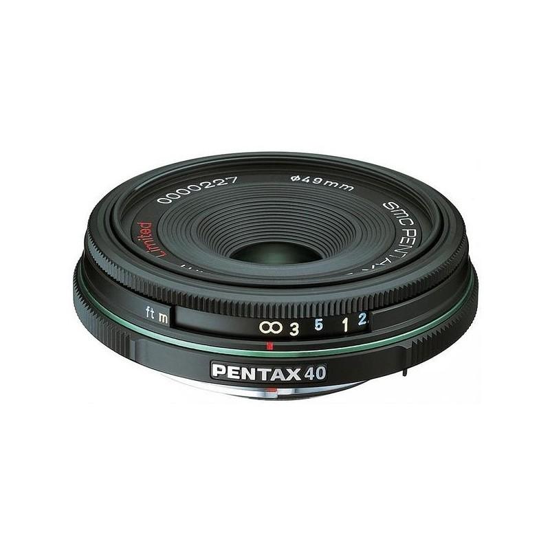 smc PENTAX DA 40mm f/2.8 Limited objektiiv