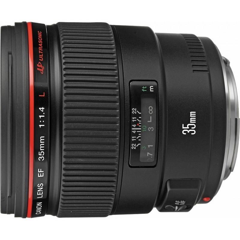 Canon EF 35mm f/1.4L USM objektiiv