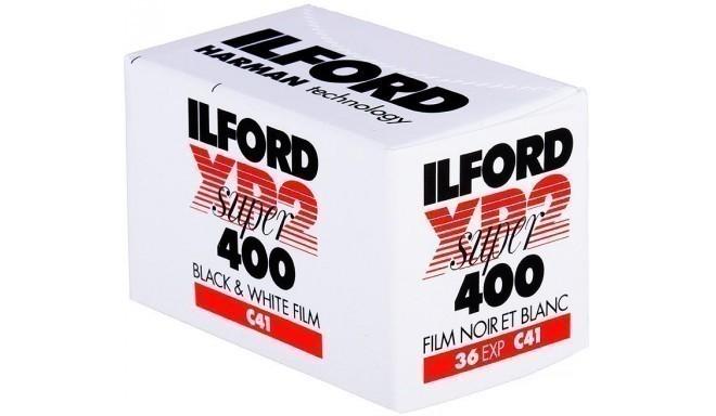 Ilford пленка XP2 Super 400/36