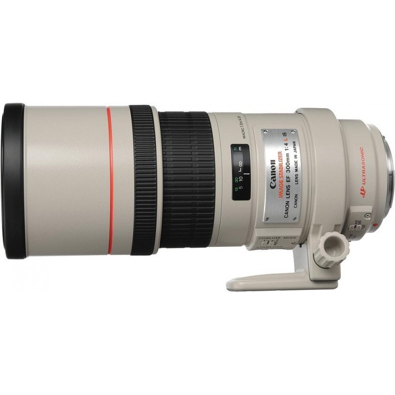 Canon EF 300mm f/4.0L IS USM objektiiv