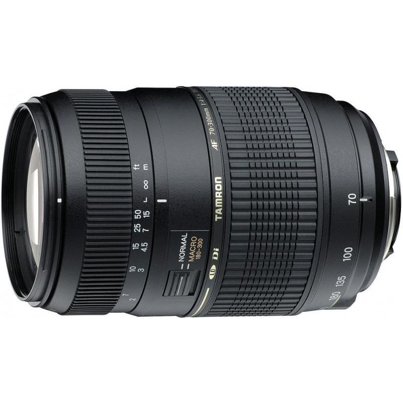 Tamron AF 70-300мм f/4.0-5.6 Di LD объектив для Canon