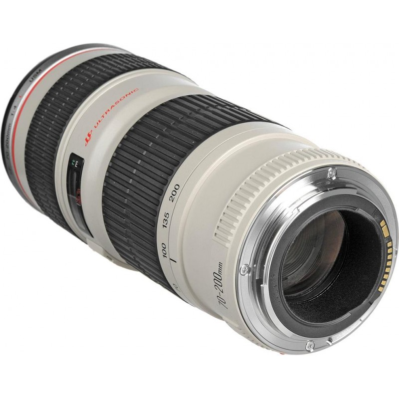 Canon EF 70-200mm f/4.0L USM objektiiv