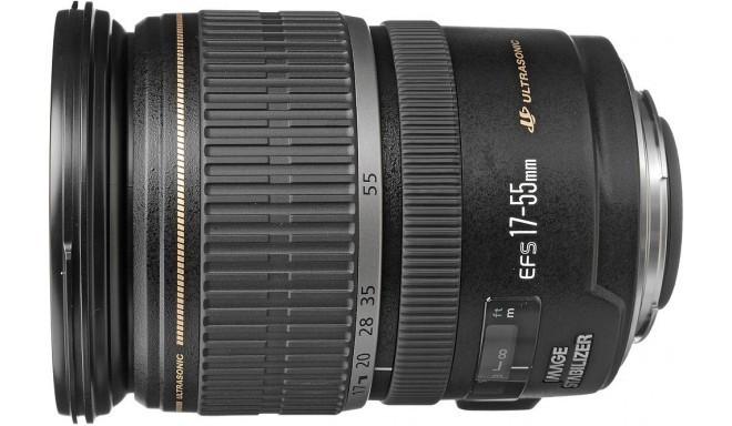 Canon EF-S 17-55мм f/2.8 IS USM объектив