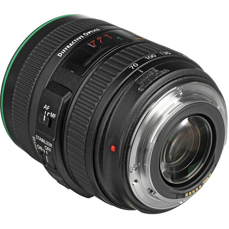 Canon EF 70-300mm f/4.5-5.6 DO IS objektiiv