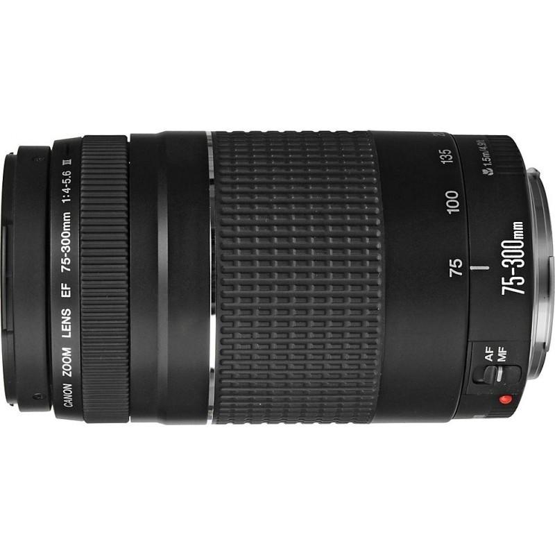Canon EF 75-300mm f/4-5.6 III objektiiv