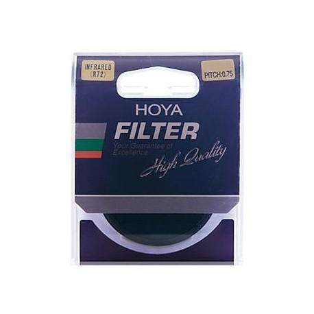 Hoya filter Infrared R72 62mm
