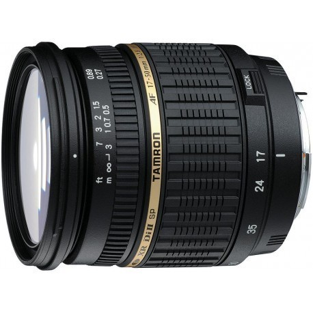 Tamron SP AF 17-50mm f/2.8 XR Di II LD (IF) objektiiv Canonile