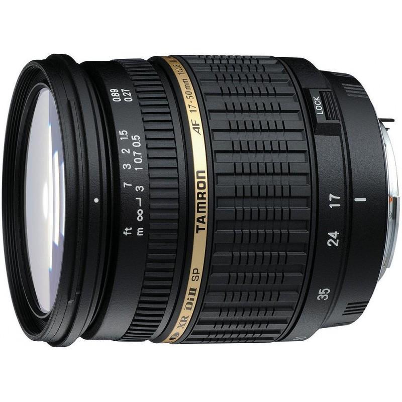 Tamron AF 17-50mm f/2.8 Di II objektiiv Canonile