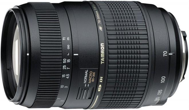 Tamron AF 70-300мм f/4.0-5.6 Di LD объектив для Nikon