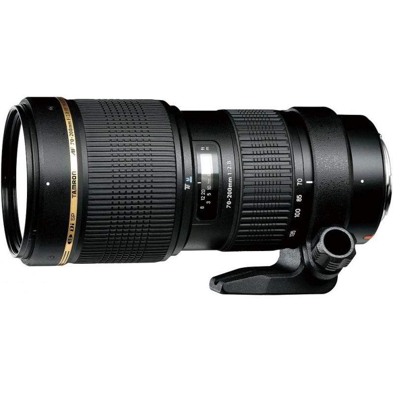 Tamron SP AF 70-200mm f/2.8 Di LD (IF) objektiiv Nikonile