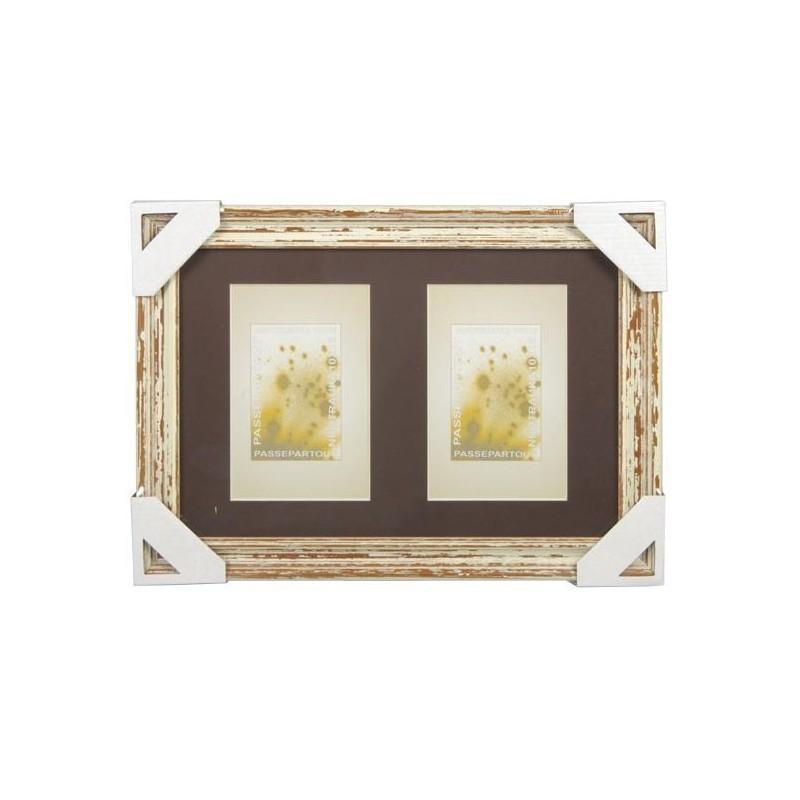 Photo frame Gallery 10x15x2, white dark - Photo frames - Nordic Digital