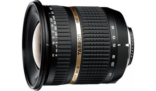 Tamron SP AF 10-24mm f/3.5-4.5 Di II LD (IF) objektiiv Nikonile