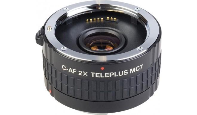Kenko telekonverter Teleplus MC7 AF 2x DGX Canonile