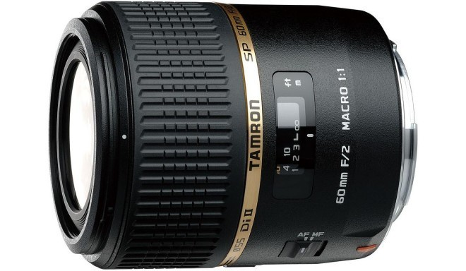 Tamron SP AF 60mm f/2.0 Di II LD (IF) Macro objektiiv Canonile