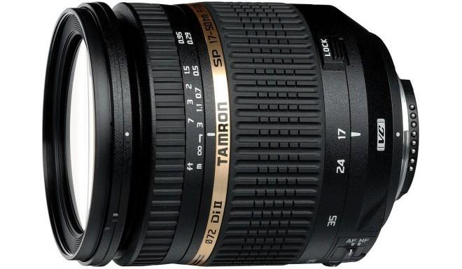 Tamron SP AF 17-50mm f/2.8 XR Di II VC LD (IF) objektiiv Canonile