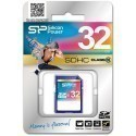 Silicon Power карта памяти SD 32 Гб SDHC Class 10