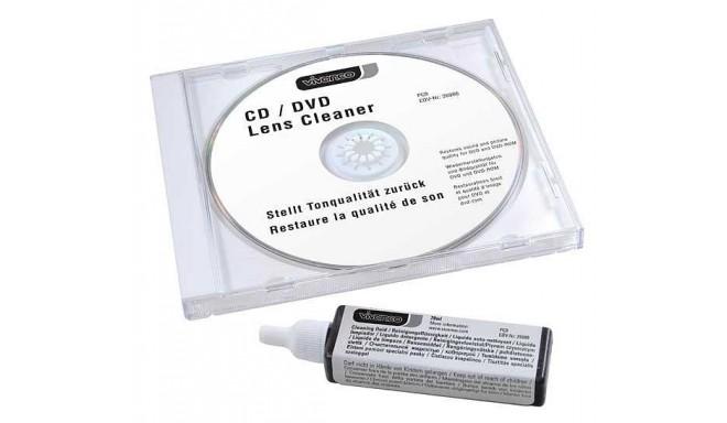 Vivanco CD/DVD puhastusplaat (26966)