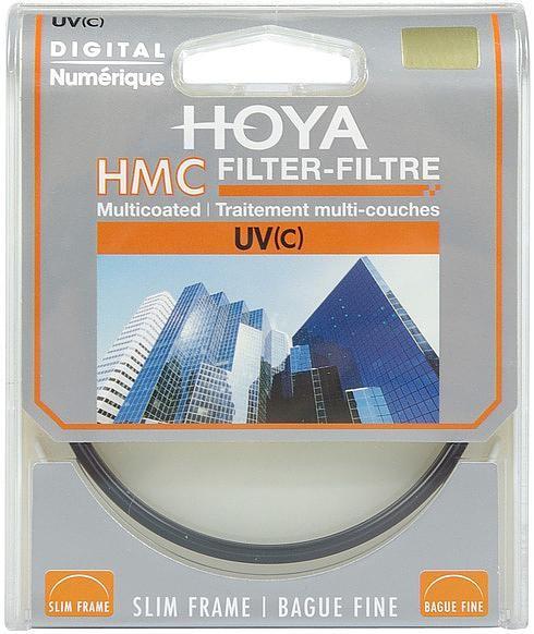 Hoya filter UV(C) HMC 49mm