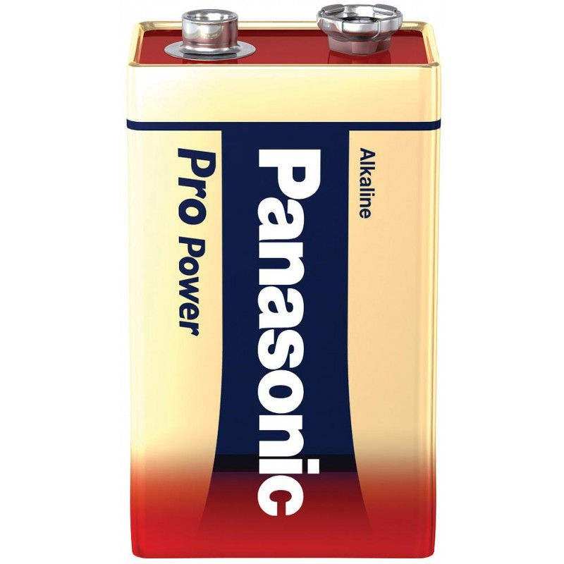 Panasonic battery 6LR61PPG/1B 9V
