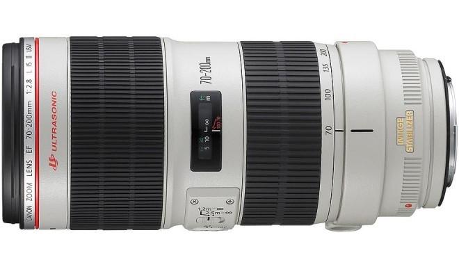Canon EF 70-200мм f/2.8L IS II USM объектив