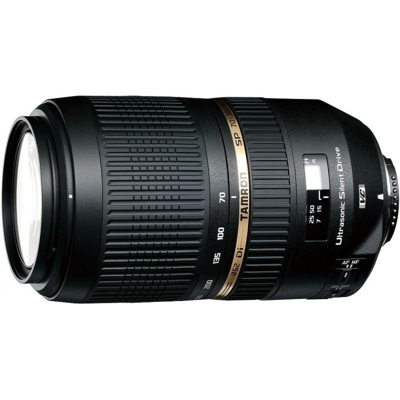 Tamron AF 70-300mm f/4.0-5.6 Di VC USD lens for Canon