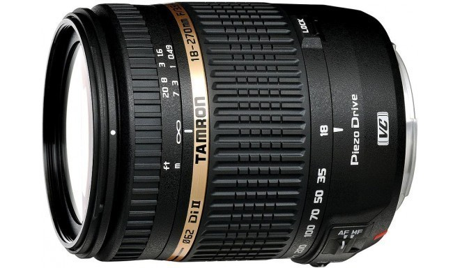Tamron AF 18-270мм f/3.5-6.3 Di II VC PZD объектив для Canon