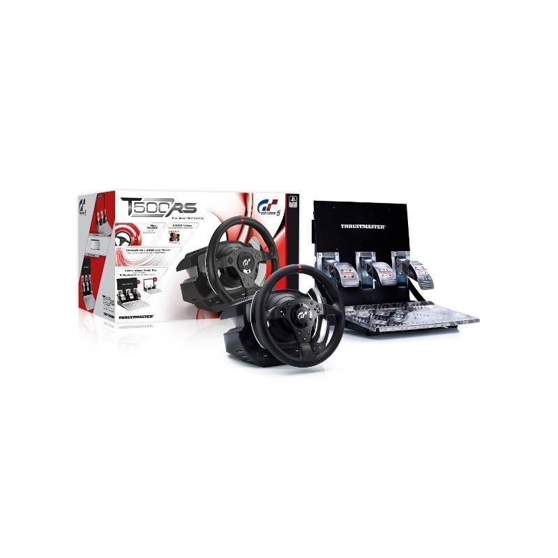 DRIVING WHEEL THRUSTMASTER T500RS GR RACING WHEEL FOR PC/PS3