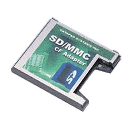 BIG Memory Card Adapter SD CF 416161