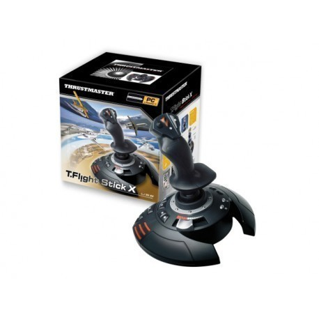 25a4e85dec3 JOYSTICK THRUSTMASTER T-FLIGHT STICK X FOR PC/PS3