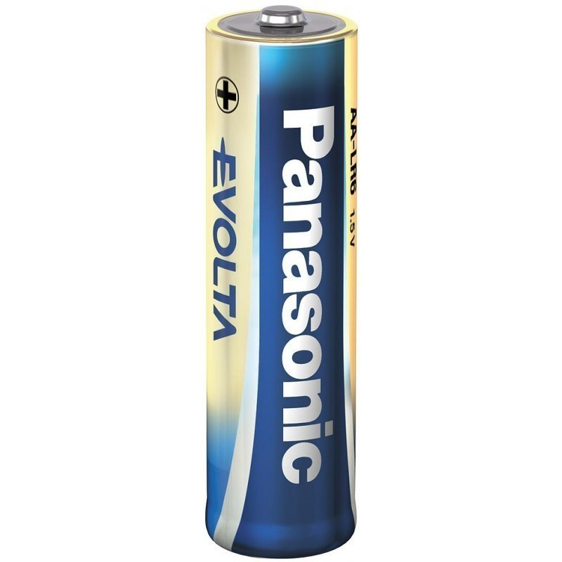 Panasonic батарейки LR6EGE/4B