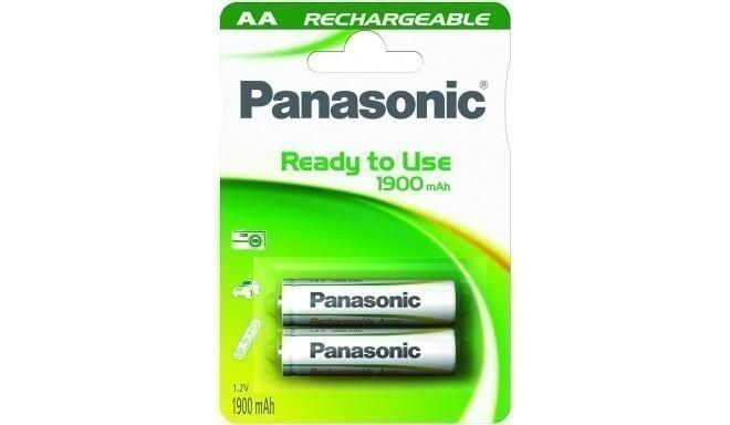 Panasonic Evolta akumulators AA 1900mAh P-6E/2B