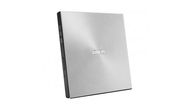 Asus external DRW SDRW-08U7M-U, silver + 2xM-Disc
