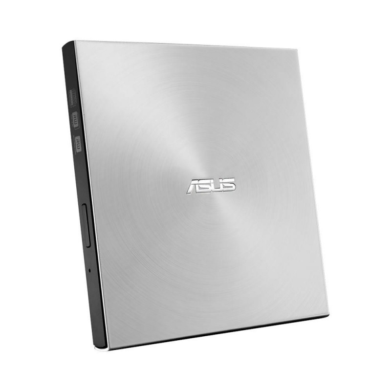 Asus väline DVD kirjutaja SDRW-08U7M-U, hõbedane + 2xM-Disc
