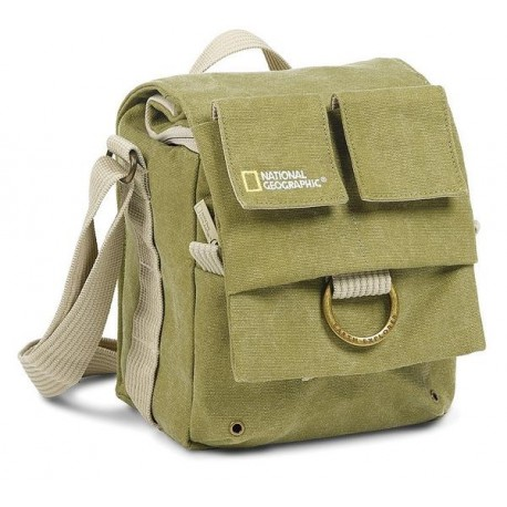 National Geographic сумка Small Shoulder Bag (NG2344), хаки